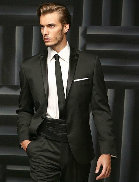 Beispiel: Elegante Mode für den Bräutigam, Foto: Mery's Couture Herrenmode.