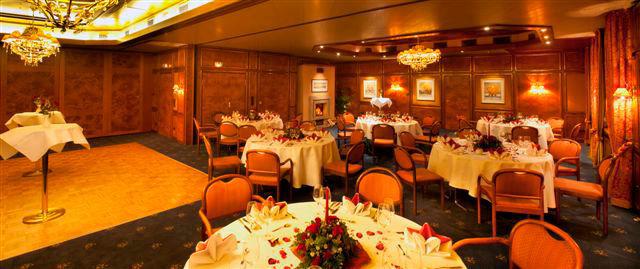 Beispiel: Kombination aus zwei Räumen, Foto: Hotel Landhaus Seela.