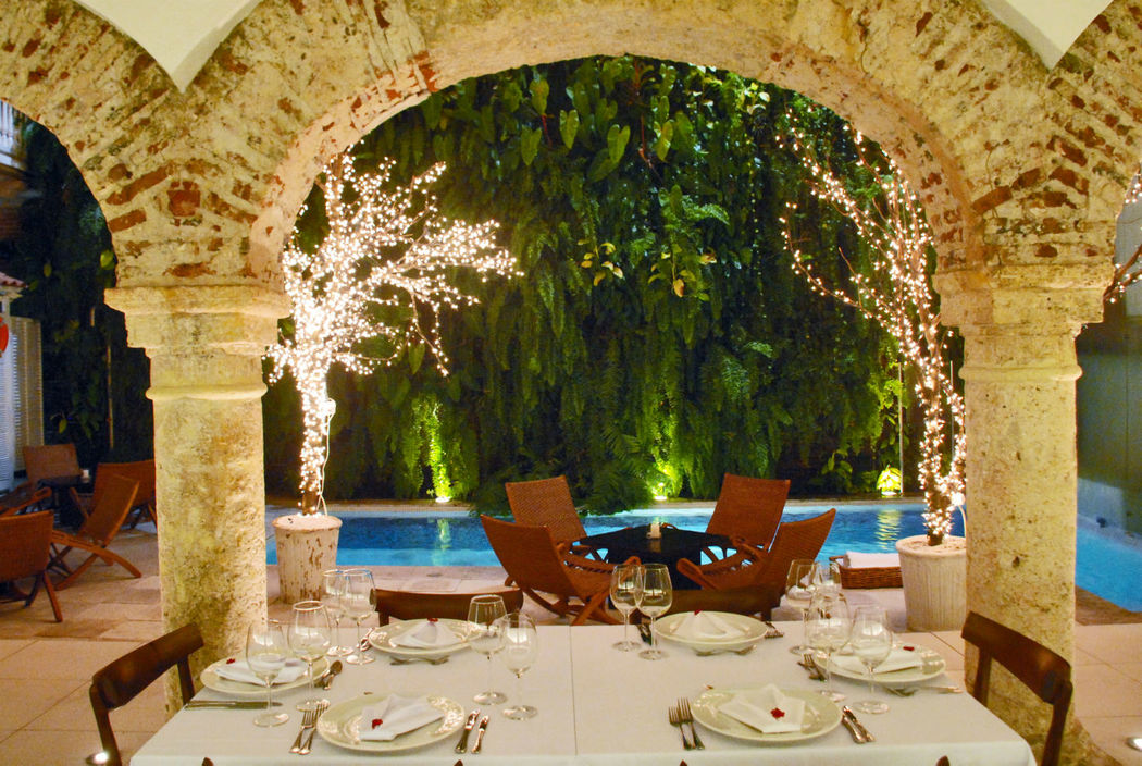 Tcherassi Hotel + Spa - Cartagena