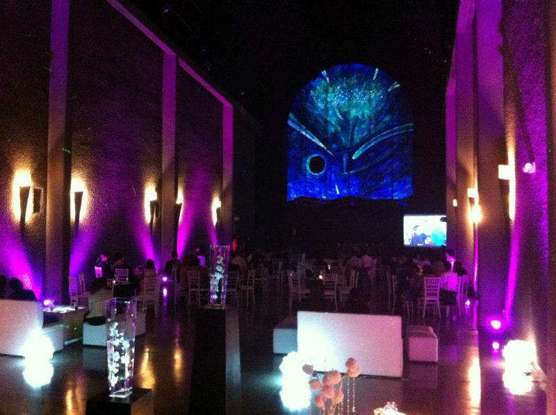 Banquetes deliciosos y montajes elegantes para boda en Monterrey - Foto Marver Eventos y Alta cocina