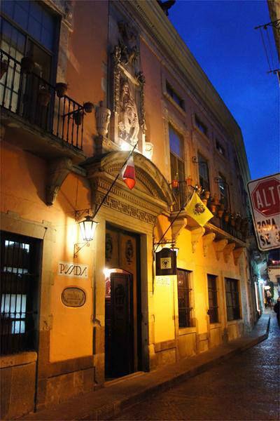 Hotel Posada Santa Fé  - Guanajuato