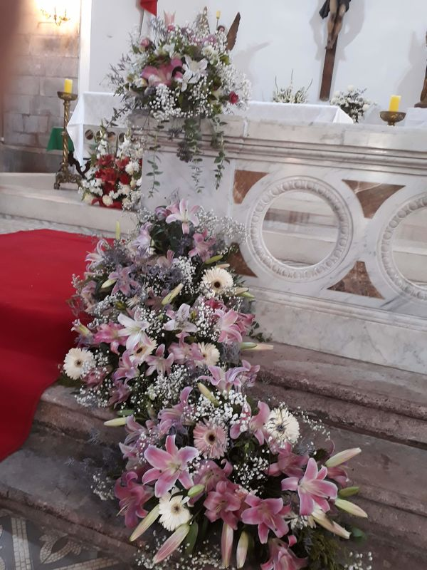 Decoración Floral Andrea