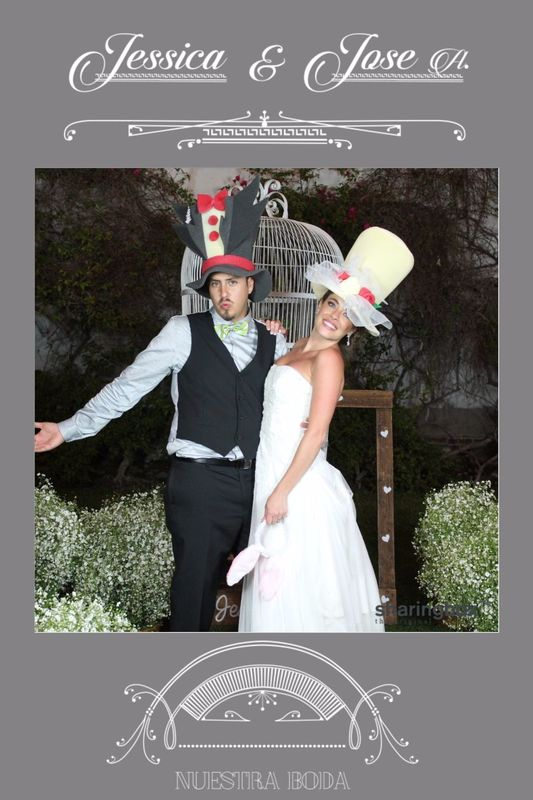 sharingbox - photobooth 100% personalizable
