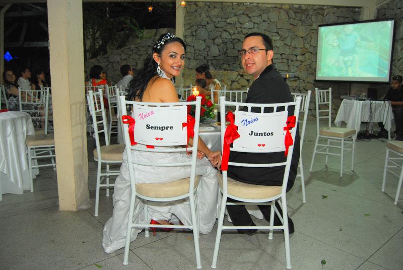 Rozi e Thiago 16/02/2013 - Chácara Nicoli