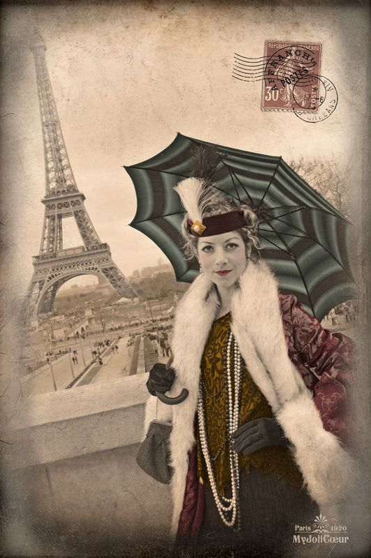 Souvenir de la Tour Eiffel