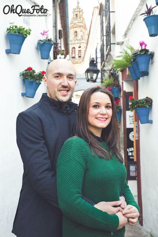 Preboda en la Calle de Las Flores (Córdoba)