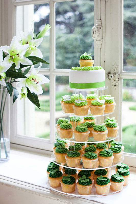 Beispiel: Individuelle Farbkonzepte, Foto: Cupcake Affair.