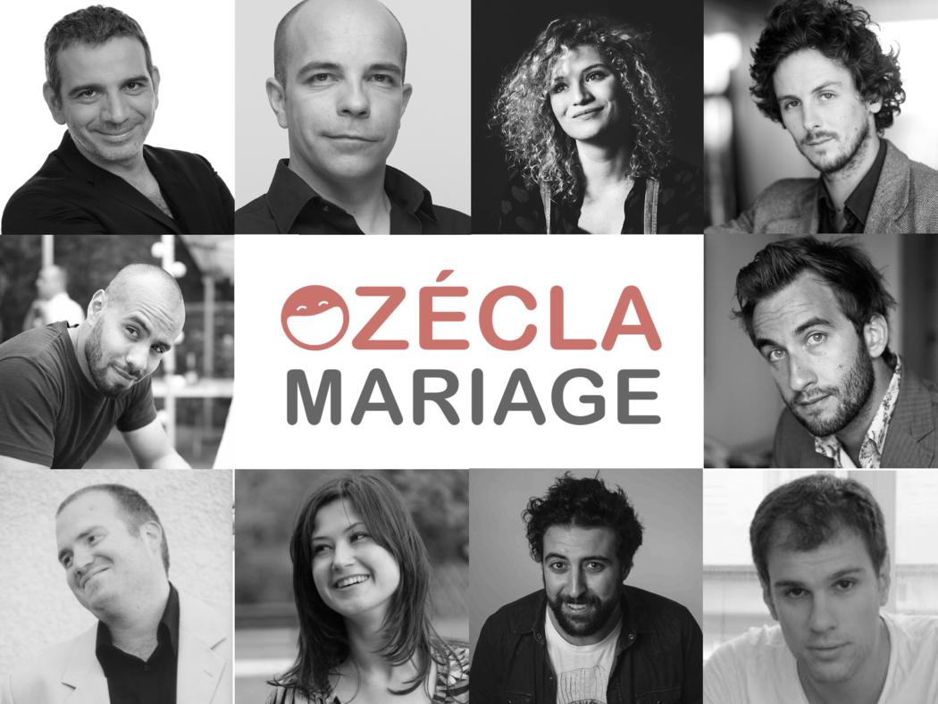 Ozécla | Officiants de cérémonie comédiens, Emotion & touches d'