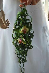 Beispiel: Kreative Brautsträuße, Foto: manufactura florale.