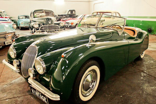 Vintage Antique Car