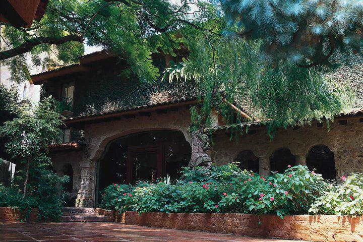 Boda en el Hotel Quinta Real en Guadalajara