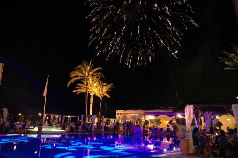 Club de Playa La Cabane