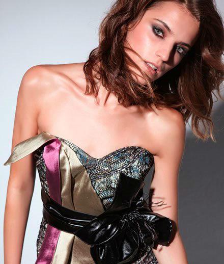 Beispiel: Abendgarderobe mit Stil, Foto: Zoro Fashion.