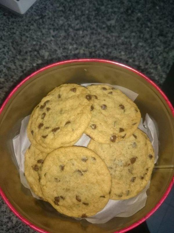 Cookie-ing by Diaka