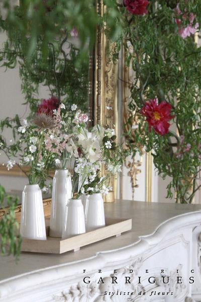 Décoration de la salle de reception de printemps - Frédéric Garrigues