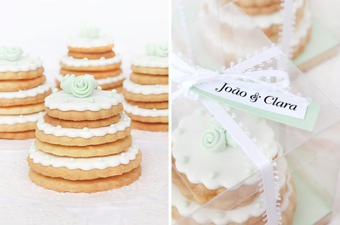 Cookie Cake Wedding - J&C