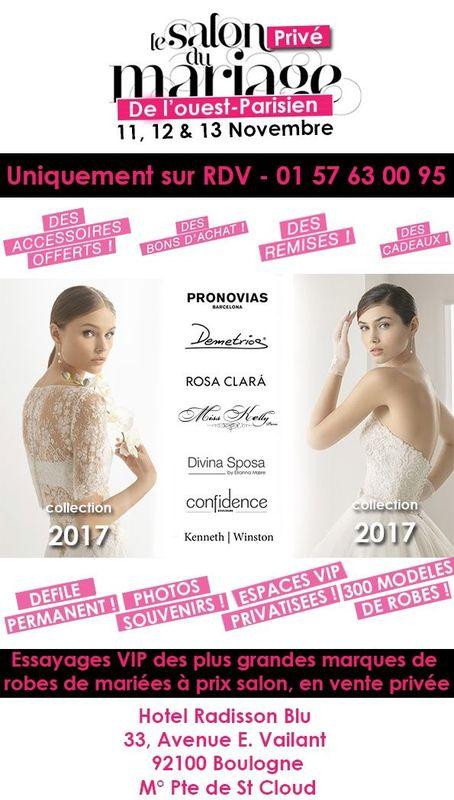 Salon du mariage de l'Ouest Parisien