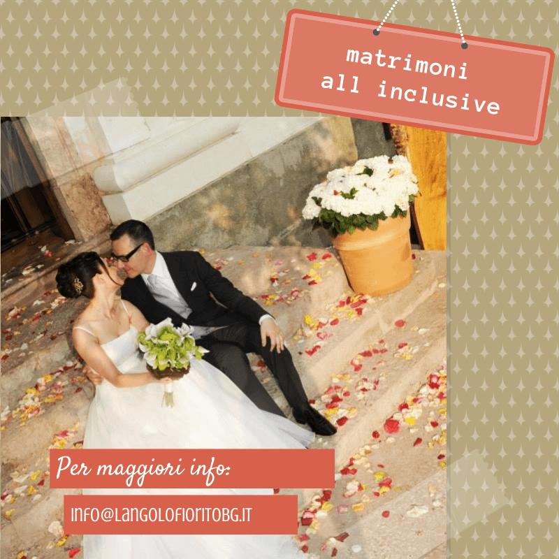 """Abbiamo pensato a quattro diversi pacchetti personalizzabili """"ALL IN"""" !  #Fiori#matrimonio"""