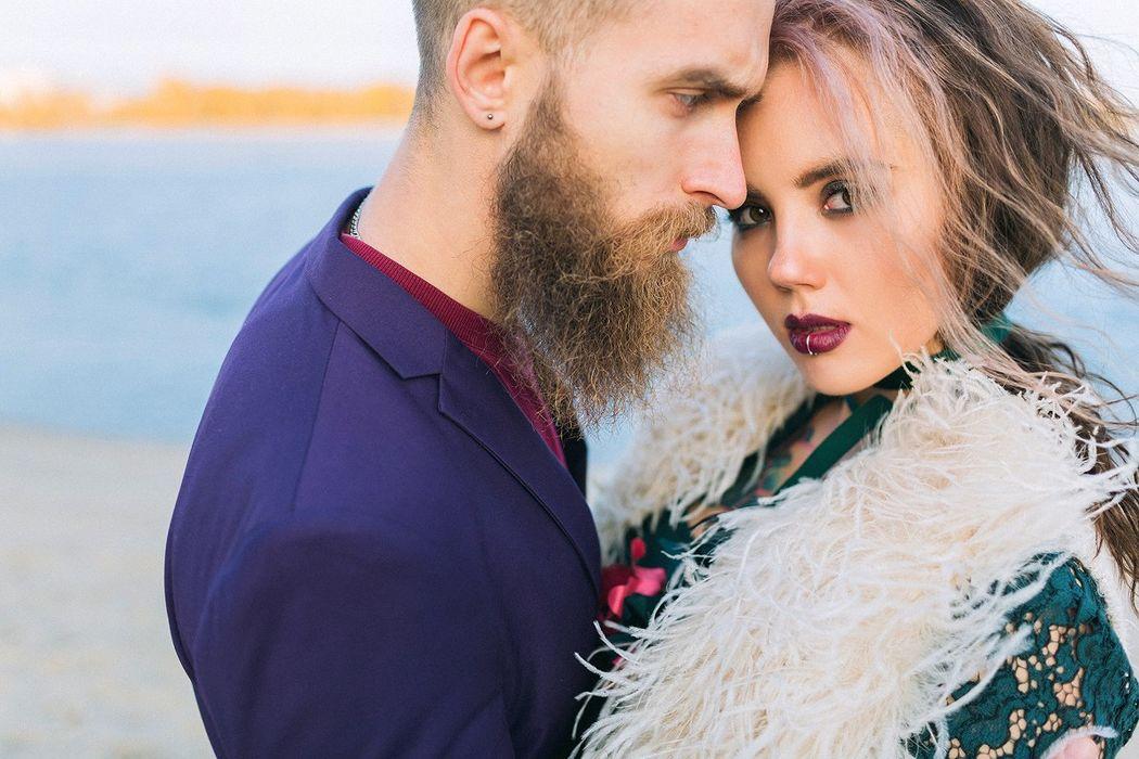 Фотографы Роман и Лидия Аврам