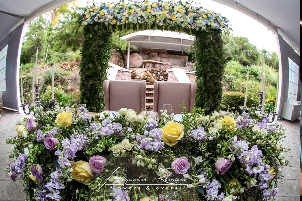 Alejandra Zermeño-Design & Wedding planner