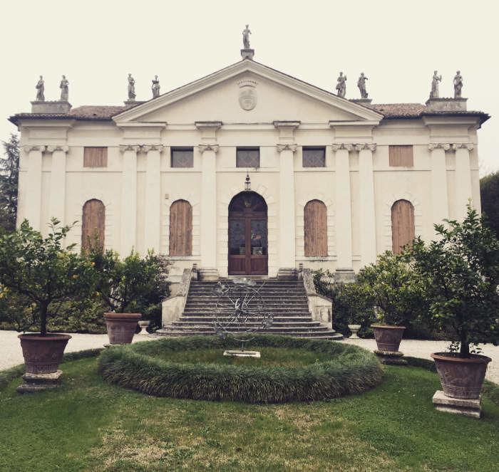 Villa Angaran delle Stelle - Cattaneo