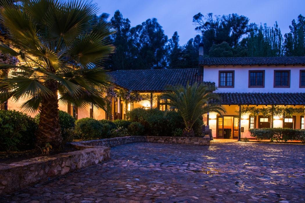 Hacienda Histórica Marchigüe