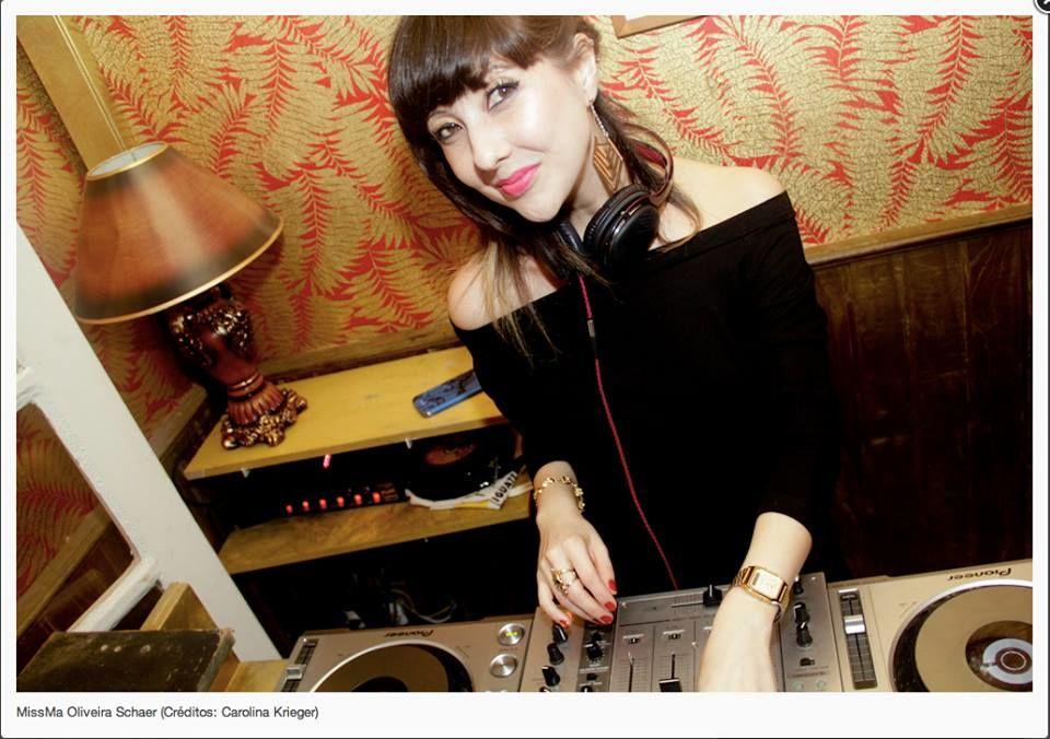 DJ Miss Má