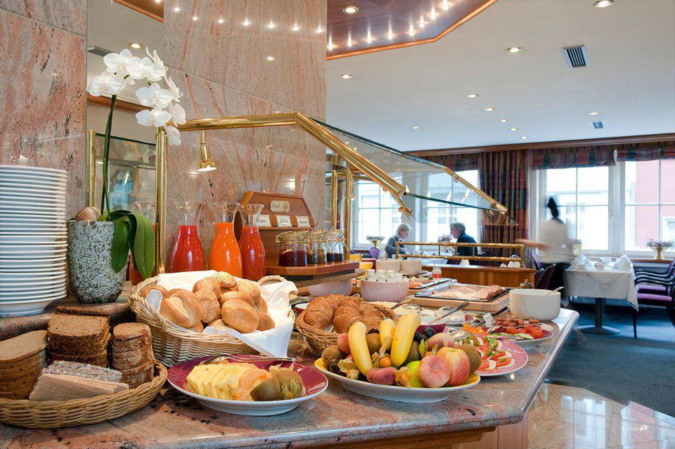Beispiel: Frühstücksbüffet, Foto: Hotel Zumnorde.