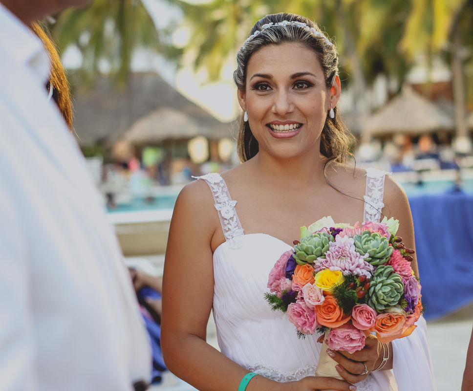 Cobertura ceremonia religiosa (Yes I do)/ Ixtapa, Zihuatanejo