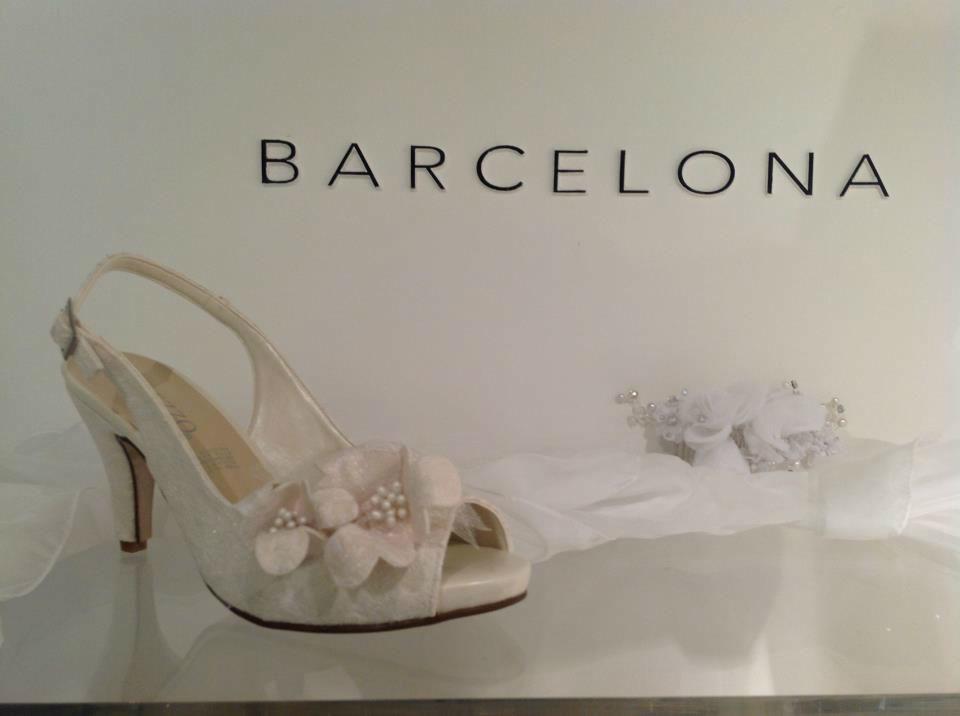 Vestidos de novia - Foto Momento Barcelona