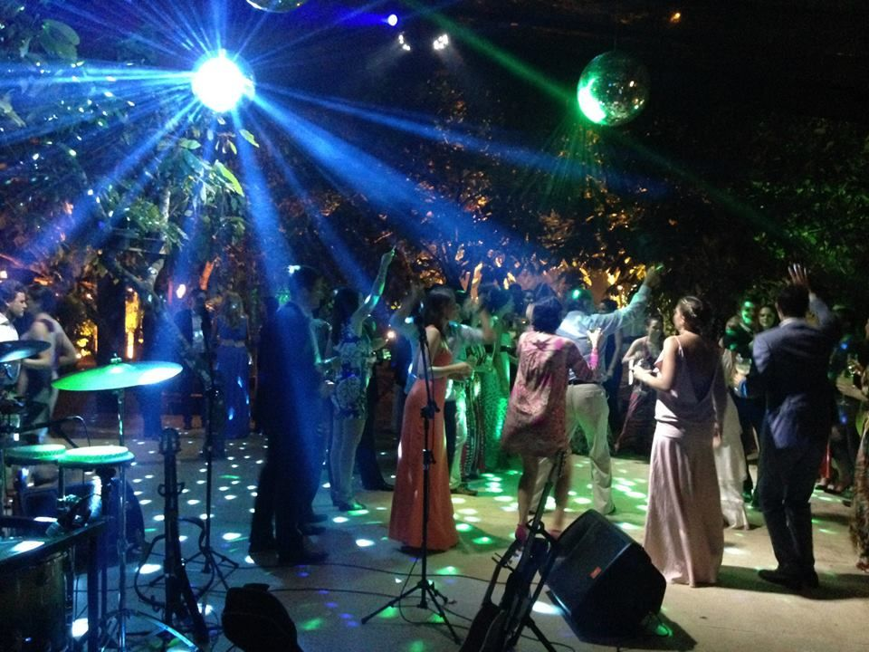 Pista de Dança -Cacau - Trancoso - Bahia