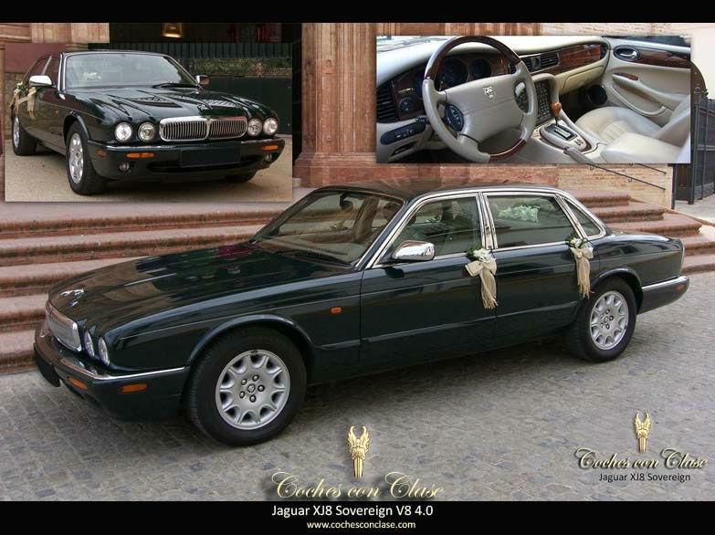 Jaguar XJ8 Sovereign
