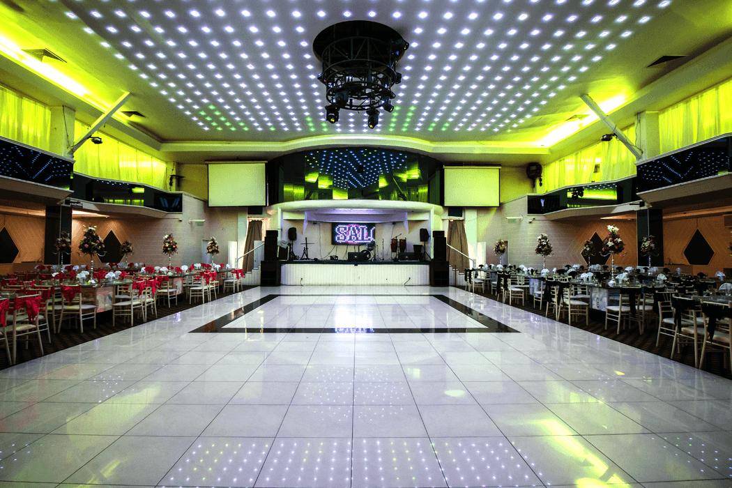 Salones Kristal Jardín