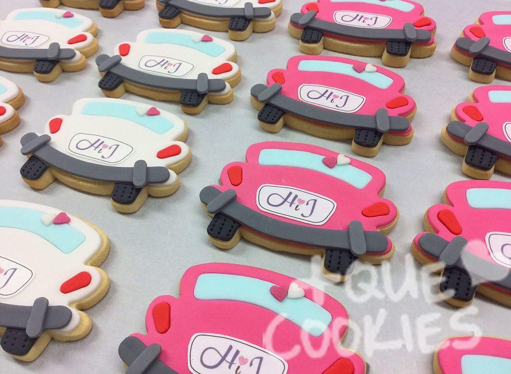 +Que cookies