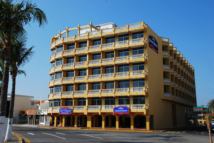 Howard Johnson Veracruz, hotel en Veracruz