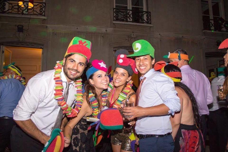Cotillón Oporto Alegre