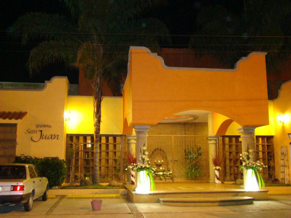 Salón Quinta San Juan en León Guanajuato.