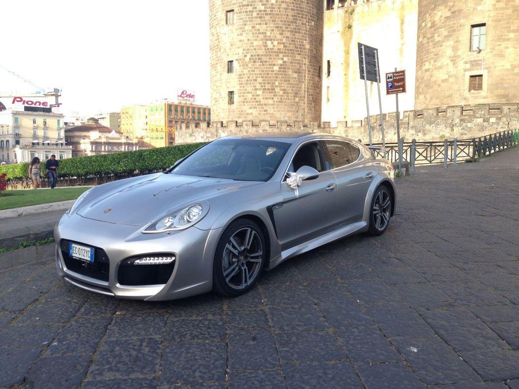 Porsche Panamera Gran GT