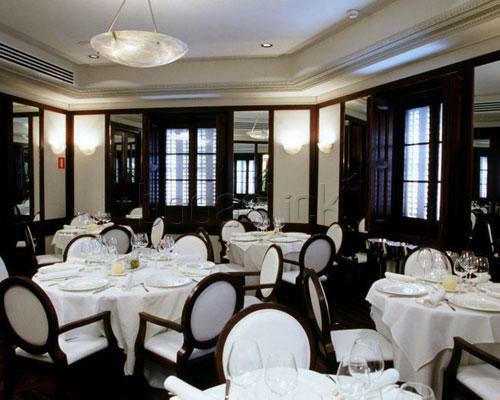 Restaurante La Casona de Cubas