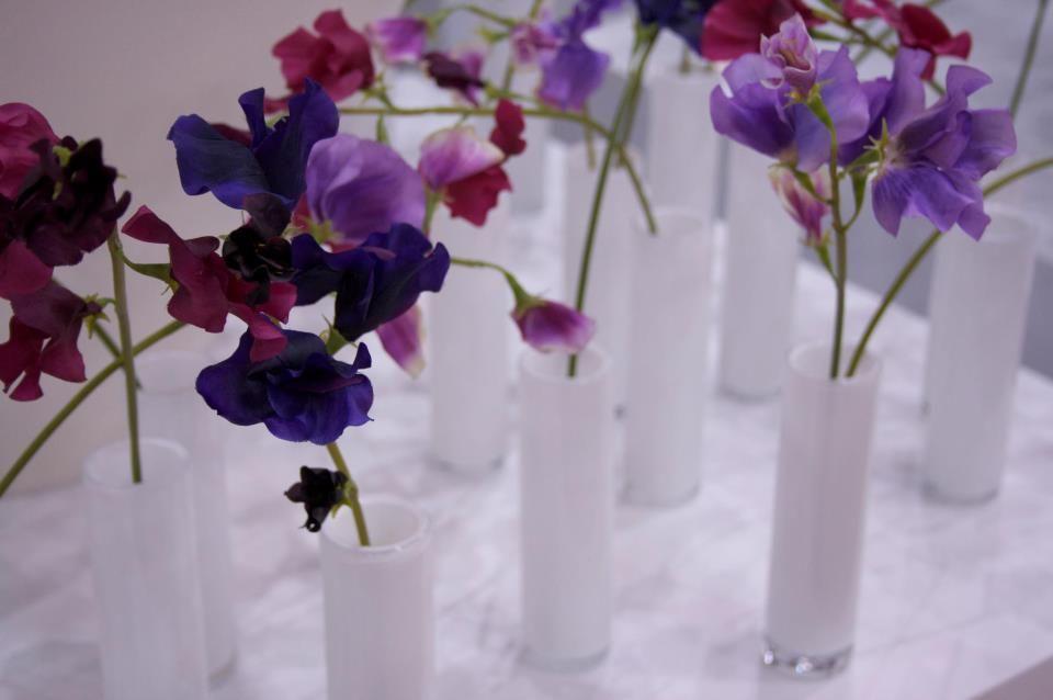 Beispiel: Eventflorisitk, Foto: Durch die Blume.