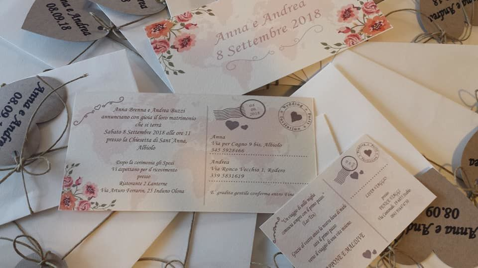 Luxury Events Inviti