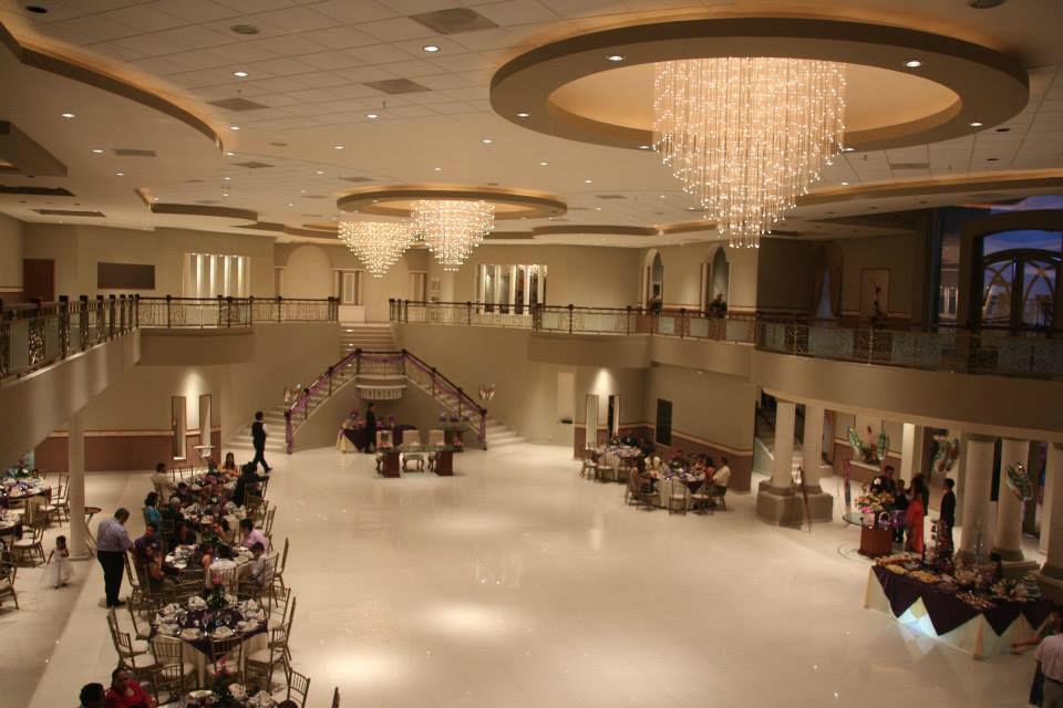 Fundador eventos bodas for Salon de leon
