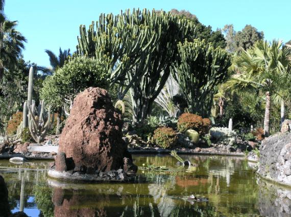 El jardín de la Marquesa