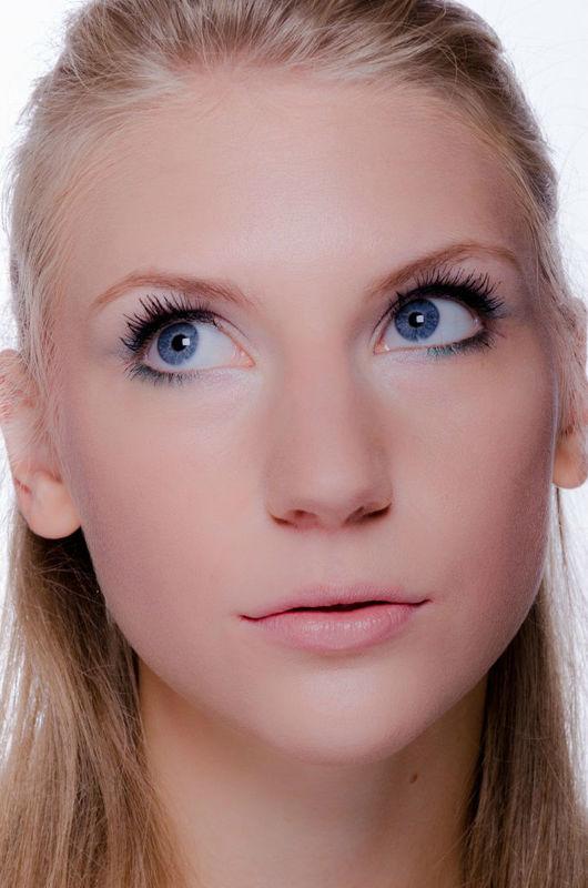 foto Mateusz Płatek modelka Jola