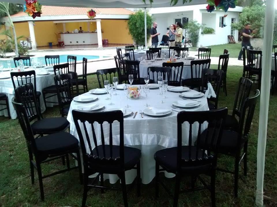 Eventos Sociales Melina