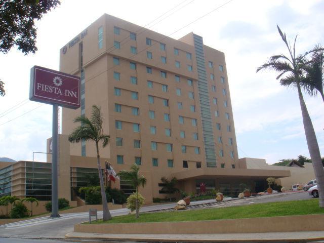 Hotel Fiesta Inn Tuxtla Gutiérrez Chiapas