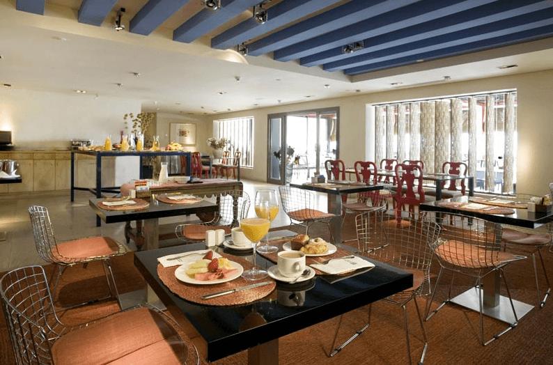 Hotel Club Marítimo Sotogrande.