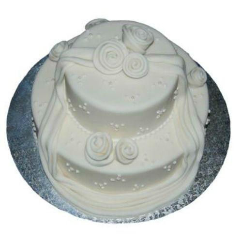 Beispiel: Hochzeitstorte, Foto: Rausch's Konditorei & Bäckerei.