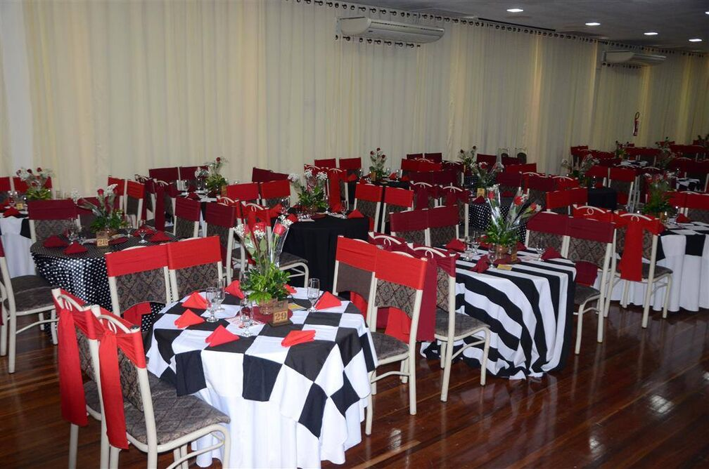 Salão Panorâmico do Clube Geraldo Santana