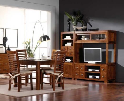 Muebles La Tinaja. Salón de Importación